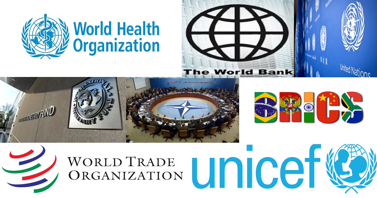 Top 10 International Organizations