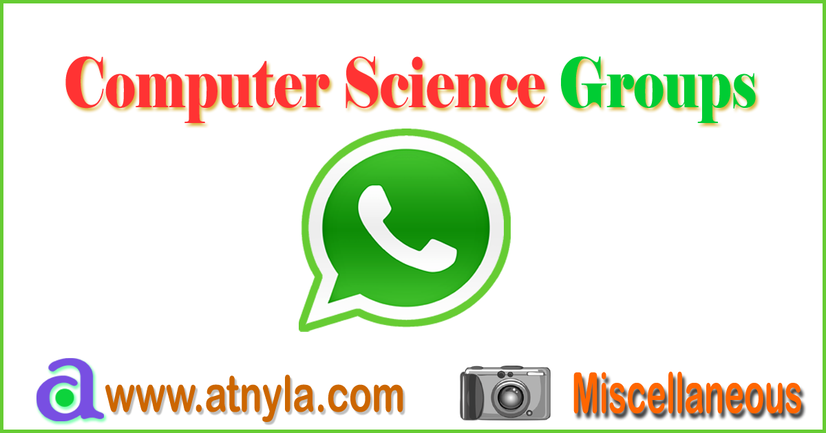 Subscribe to Subscriber YouTube WhatsApp Groups | Atnyla